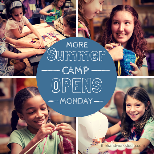 More Summer Camp