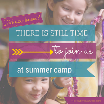 Join Us At Summer Camp