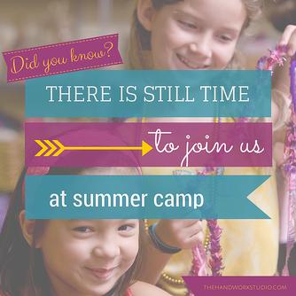Join Us At Summer Camp