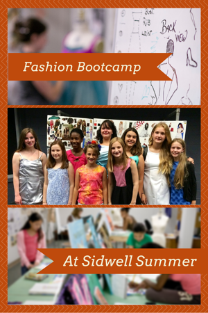 Fashion Bootcamp Sidwell Friends