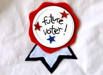 Future Vote Button Project