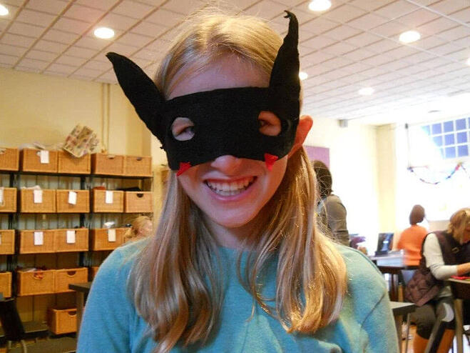 Halloween Workshop Photo 2011