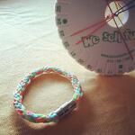 kumi himo bracelet