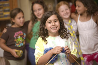 Learn to Sew Camps for kids Girl