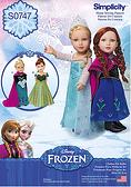 Frozen Doll Pattern
