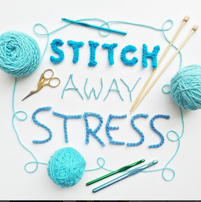 Stitch Away Stress