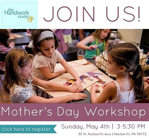 Mothers Day Workshop
