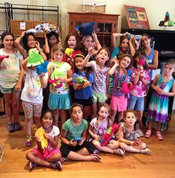 Handwork Kids Craft Education Summer Program