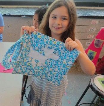 Handwork Kids Craft Summer Program