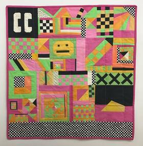 Quilt by Emma Redmond