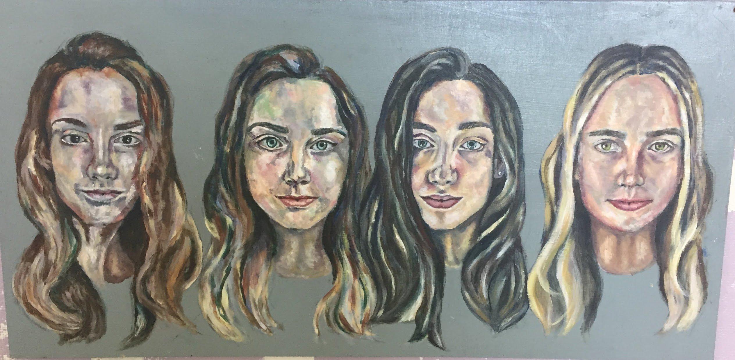 Sharon painting 1