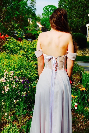 Sharon prom dress 2