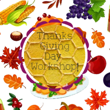 Thanksgiving day workshop