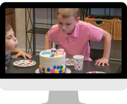birthday - virtual