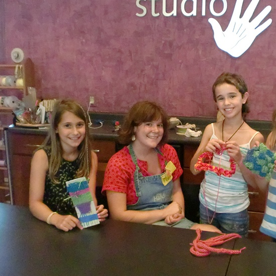 Handwork Kids Craft Education Summer Camp