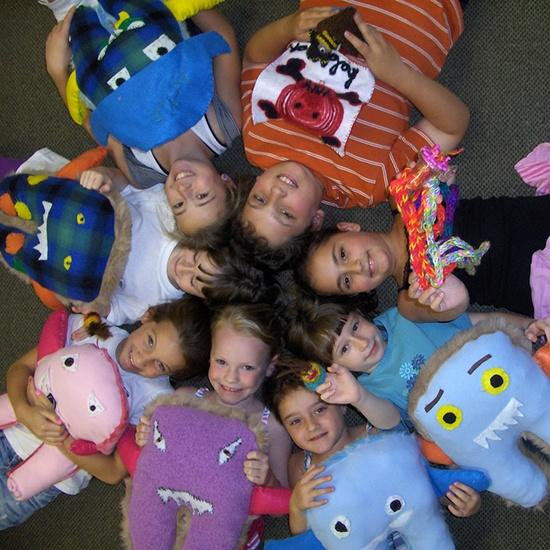 Kids Craft Education Handwork Summer Camp Program