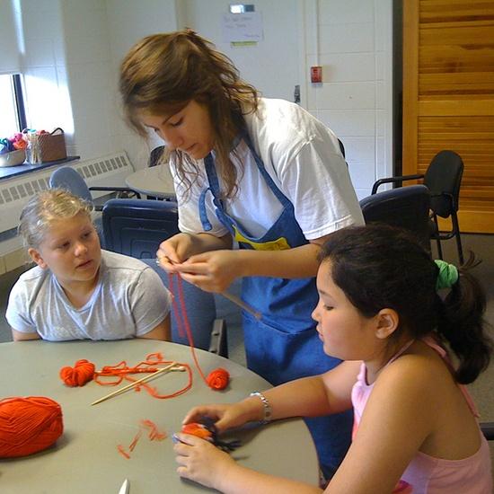 Handwork Kids Craft Education Summer Program DIY Movement