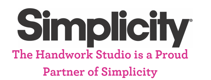 The Handwork Studio is a Proud Partner of Simplicity
